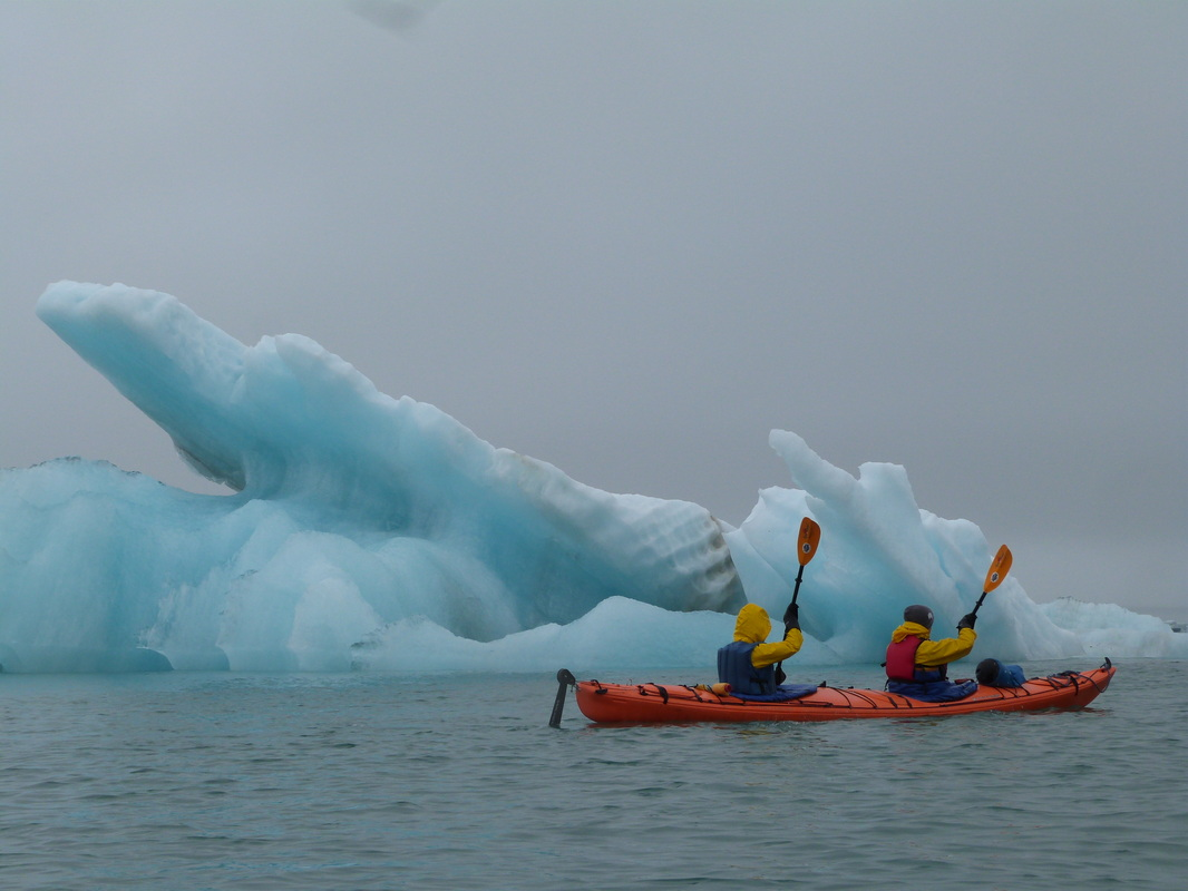 Sea Kayaking in Alaska