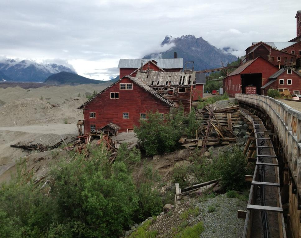 Kennecott, Wrangell St Elias