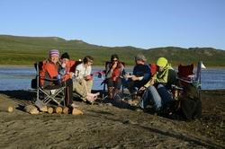 Camping Alaska